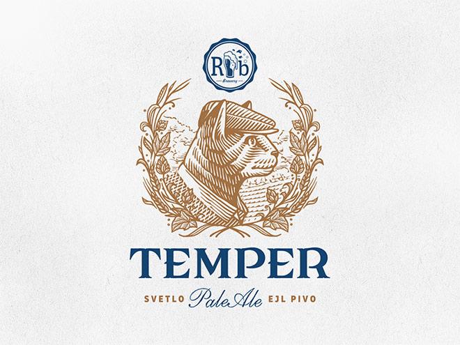 Temper by Srdjan Vidakovic