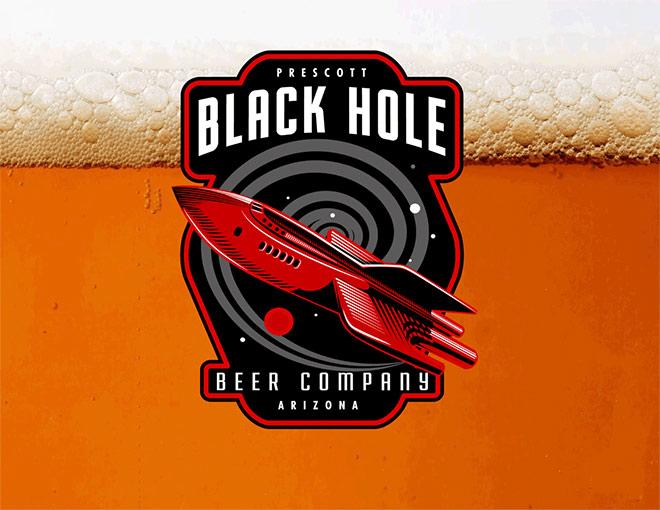 Black Hole Beer Company by David Cran