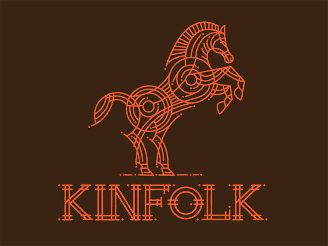 Kinfolk by Brian Steely