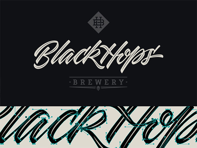 Black Hops Brewery by Matt Vergotis