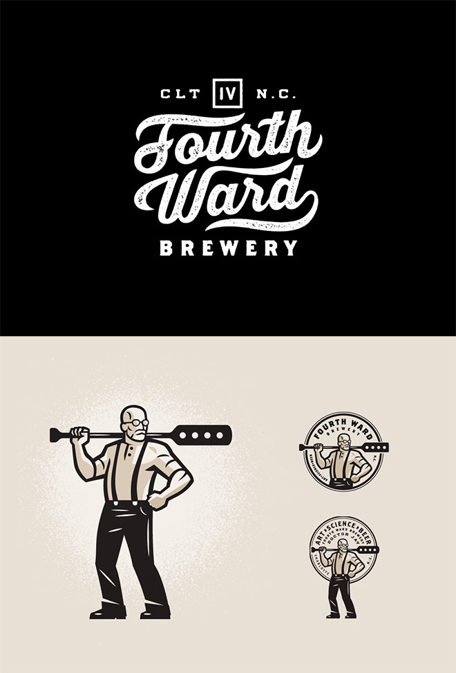Fourth Ward Brewery Lounge by Matt Stevens