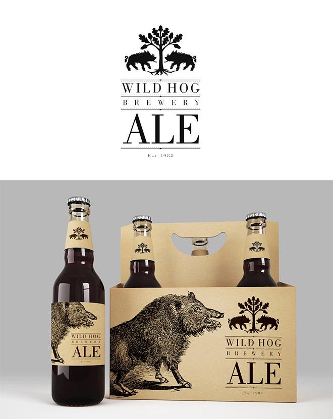 Wild Hog Brewery by MAISON D'IDÉE