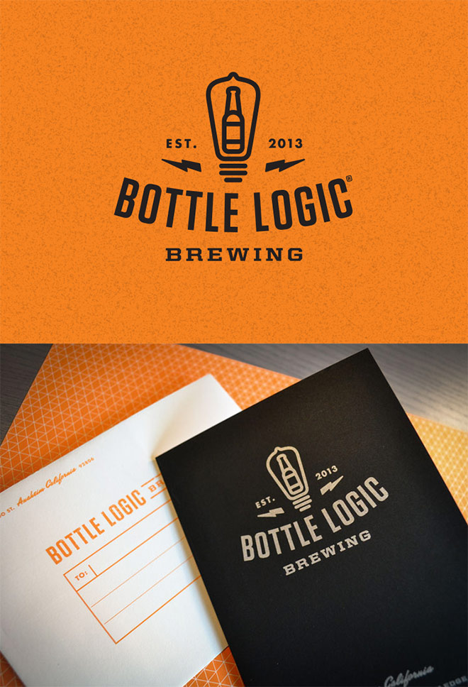 Bottle Logic by Emrich Office