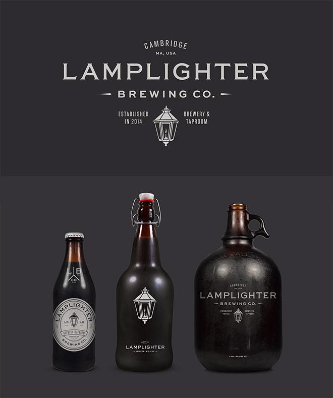 Lamplighter Brewing Co. by Bluerock Design Co.