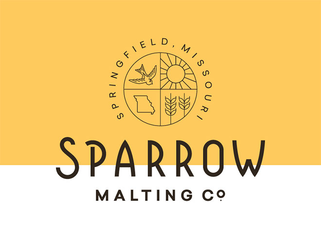 Sparrow Malting Co. by Dustin Myers