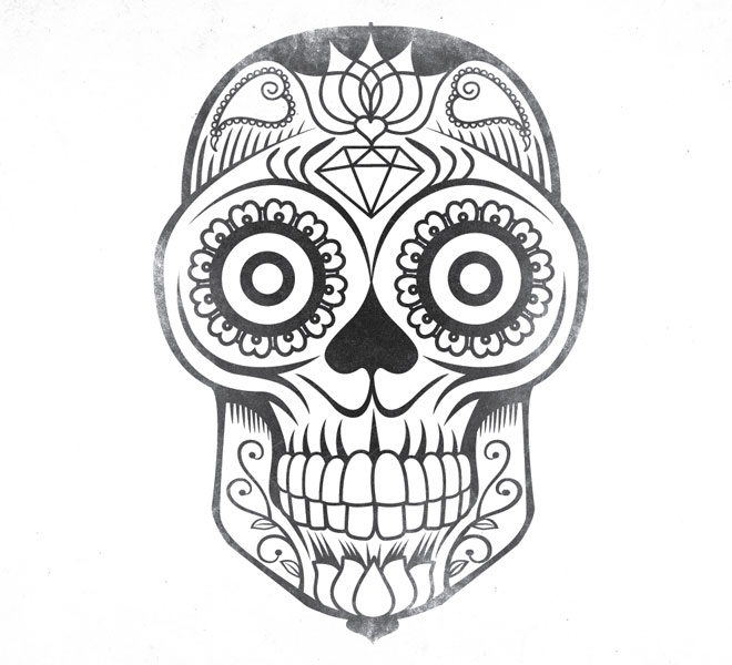 Day of the Dead by Brian Steely