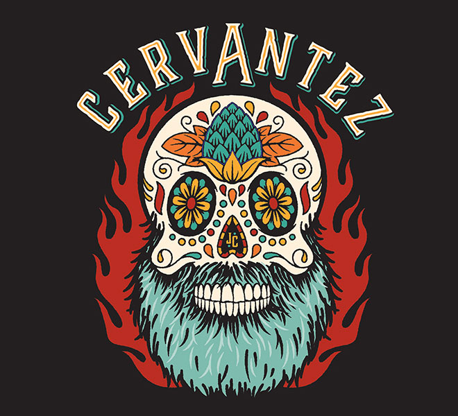 Cervantez by Scott Greci