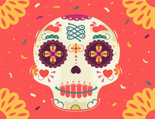Ofrenda de Dia de Muertos by SECO