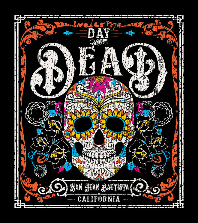 Day of the Dead by Gerardo Martinez