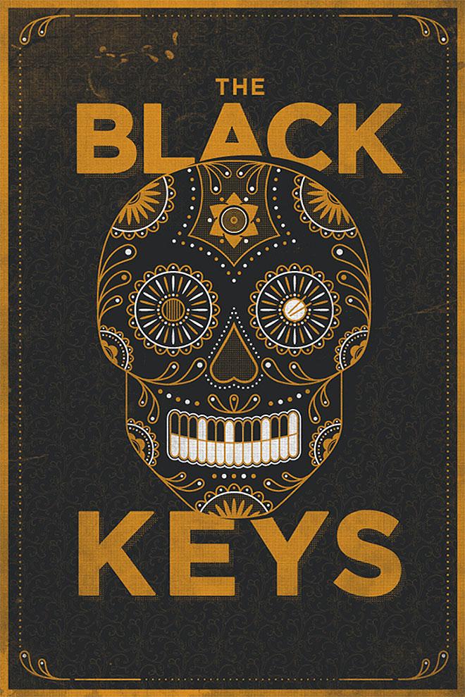 Skull Posters by Jamie McLennan