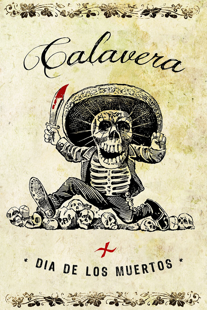 Calavera by DAC