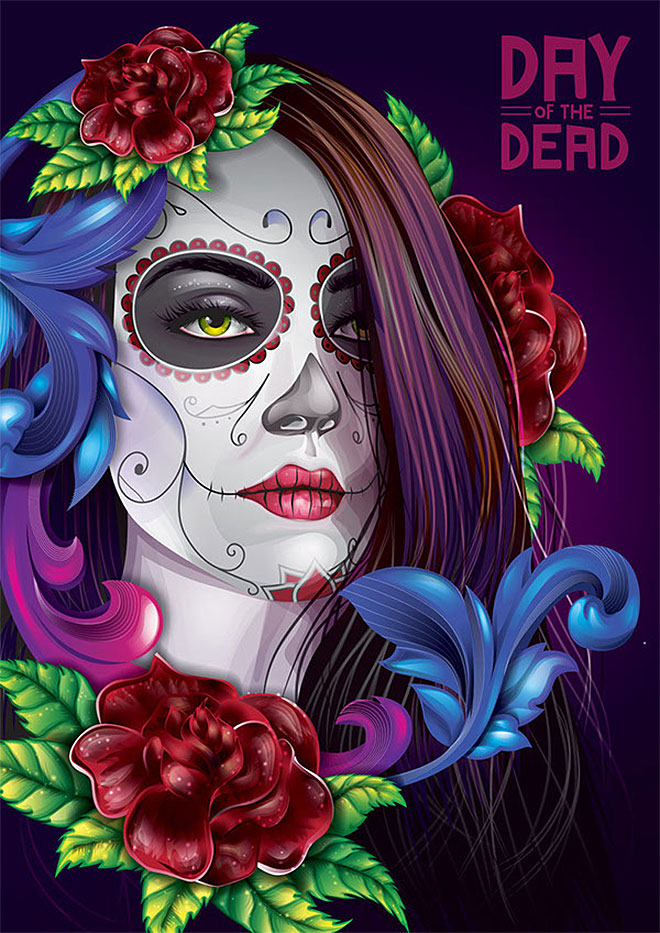 Day of the Dead by Gabriel Marchi