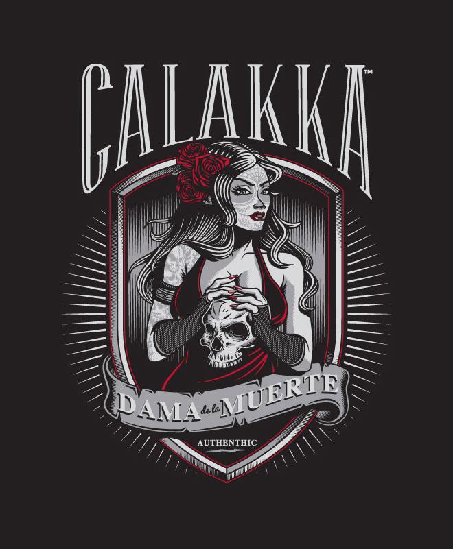 Calakka La Dama by Fernando Regalado