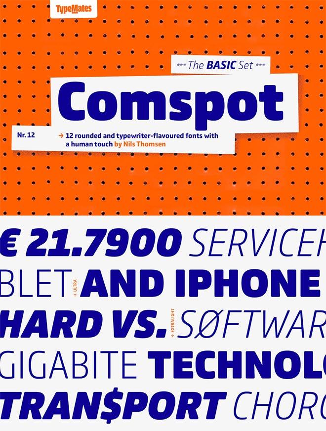 Comspot Basic