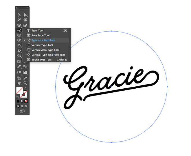 how to draw a circle around text in outlook