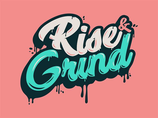 Rise & Grind by Brian Folchetti