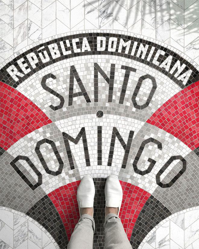 Santa Domingo by Nick Misani