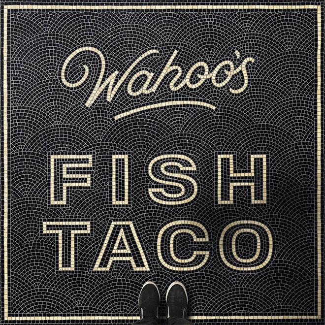 Wahoo's Fish Taco by Sean O'Connor