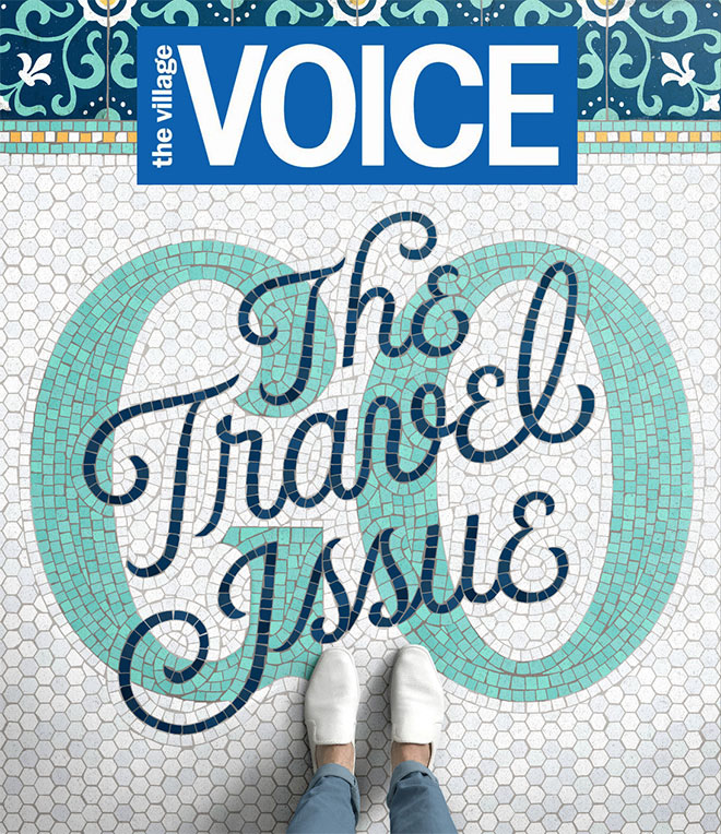 GO: The Travel Issue by Nick Misani