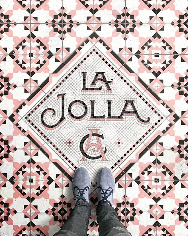 La Jolla by Nick Misani