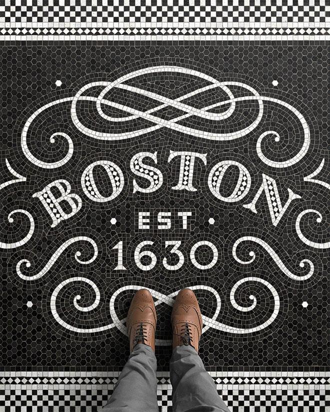 Boston by Nick Misani