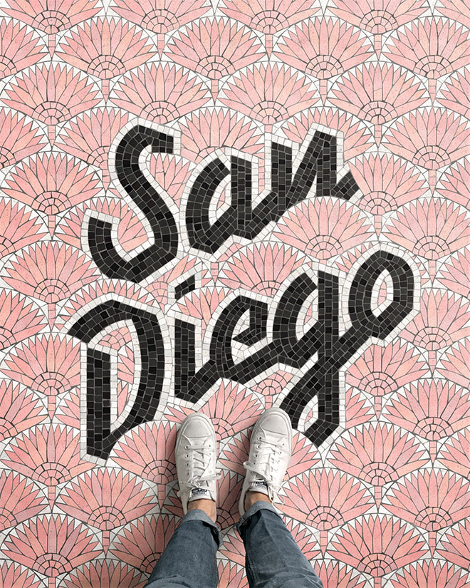 San Diego, CA by Nick Misani
