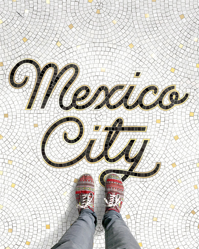 Mexico City, Mexico by Nick Misani