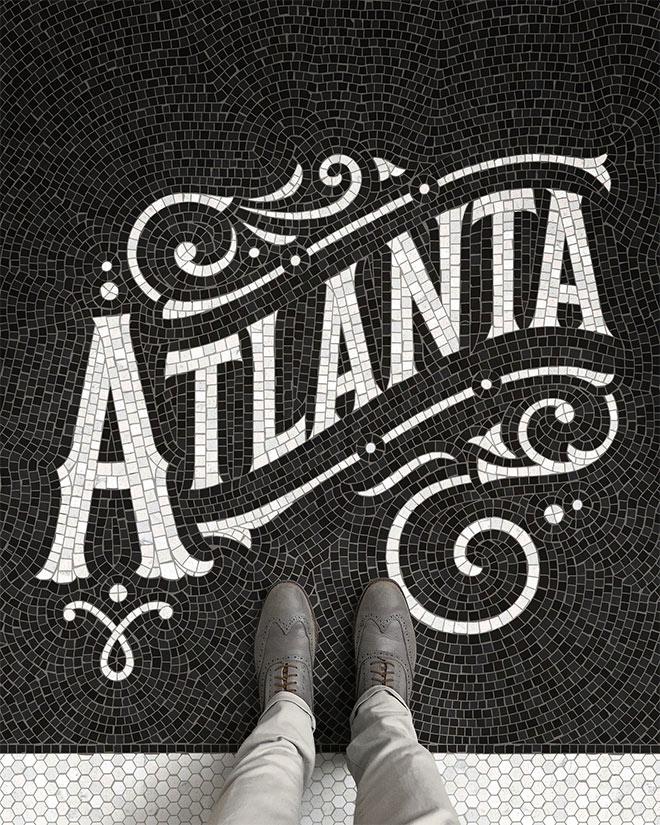 Atlanta, GA by Nick Misani