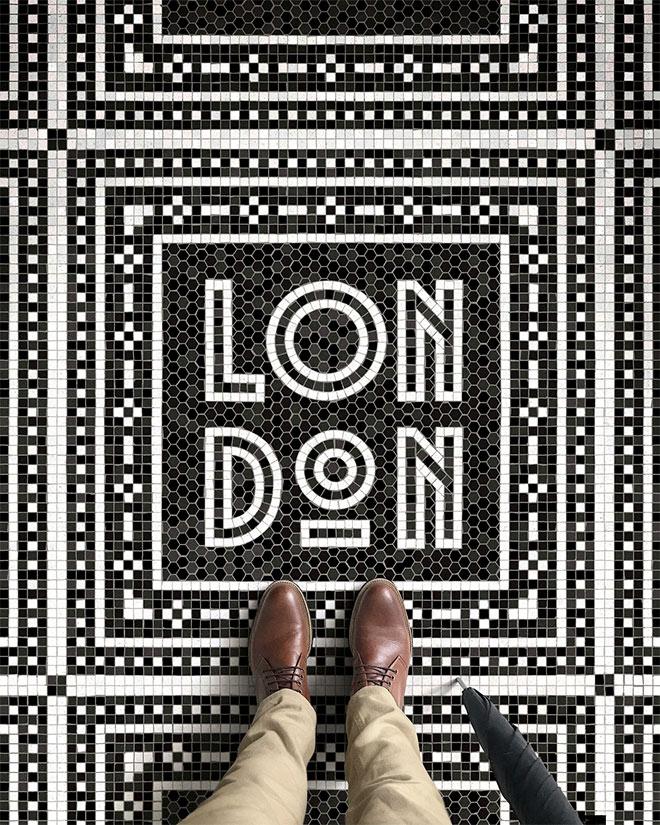 London, UK by Nick Misani