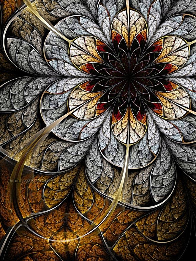 Flower II by Lucid Light