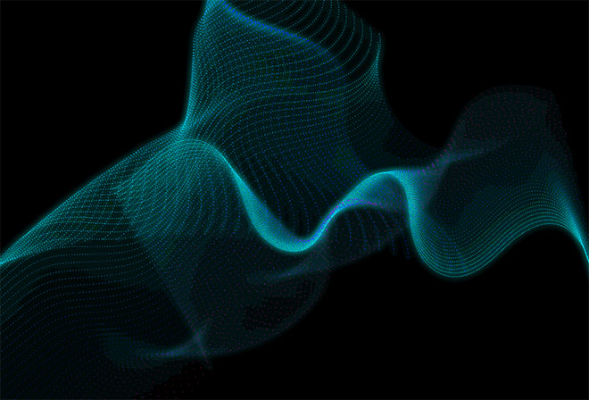 How To Create Digital Particle Waves in Adobe Illustrator