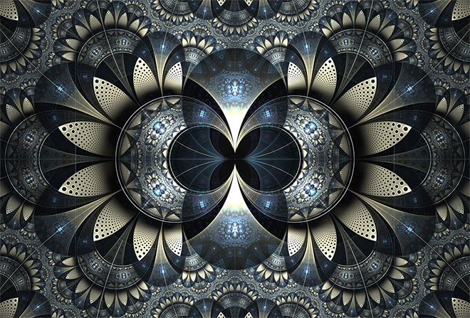 30 Mind Blowing Pieces of Algorithmic Fractal Art