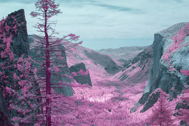 YosemitexIR by Ryan Berg