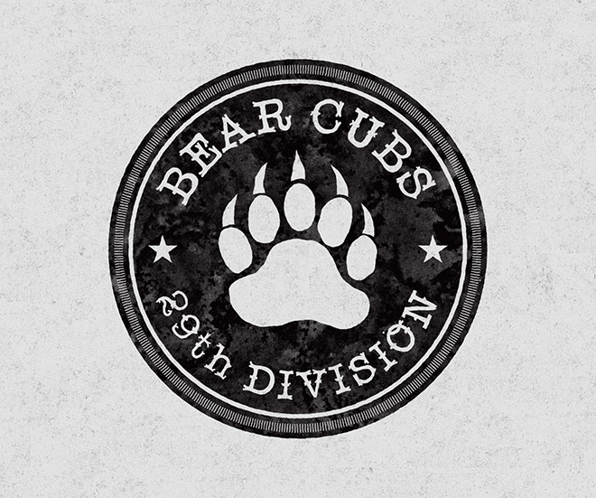 Bear Cubs Logo