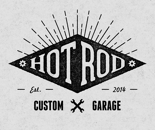 Hot Rod Logo