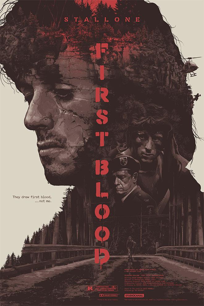First Blood by Grzegorz Domaradzki