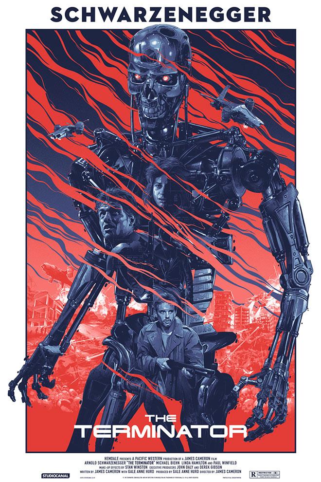 Terminator by Grzegorz Domaradzki