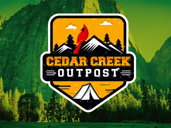 Cedar Creek Outpost by Syed Tauqeer Ahmed