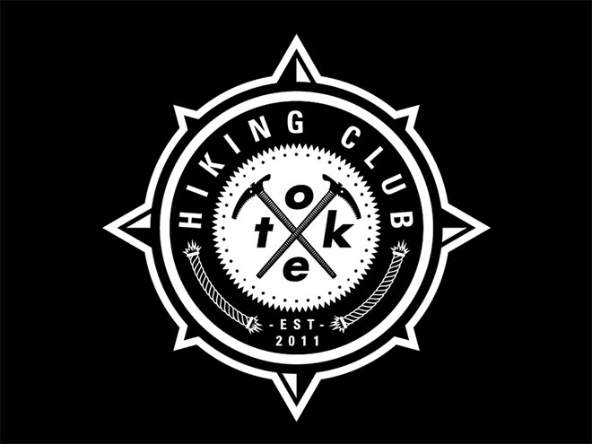 Toke Hiking Club by Daan Blom