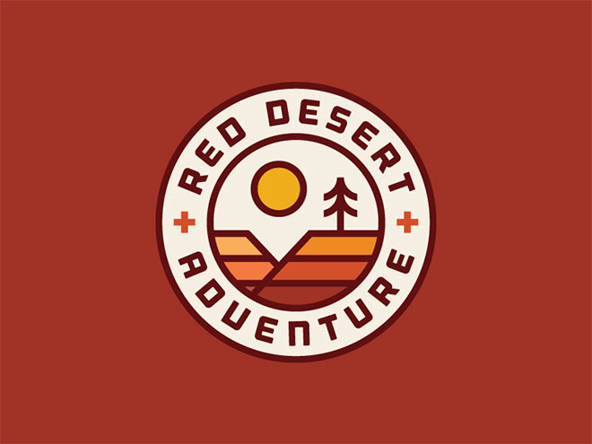 Red Desert Adventure by Sean Heisler