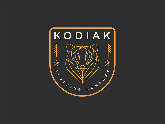 Kodiak Clothing by Josh Warren