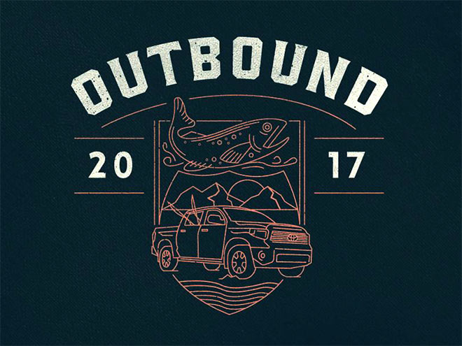 Outbound by Justin Harrell