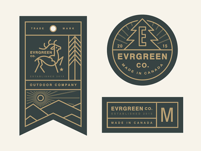 Evrgreen Co. Tag System by Steve Wolf
