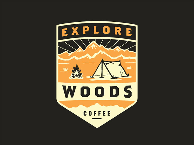 Explore Badge by Andrew Berkemeyer