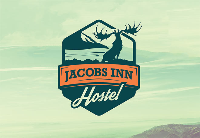 Jacobs Inn Branding by Conor Smyth