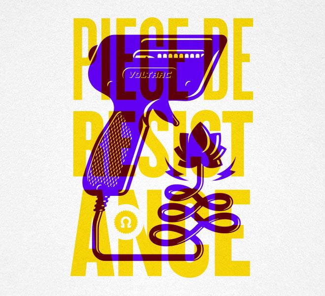Piece De Resistance by Steve Bullock