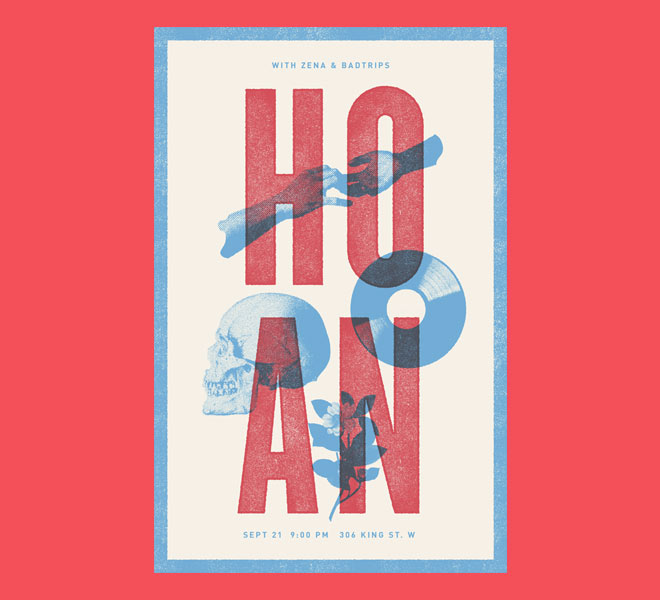Hoan Gig Poster by Matt Fletcher