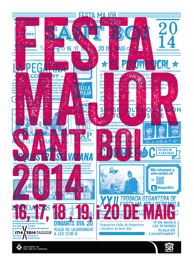Festa Major de Sant Boi by Marc Pallas
