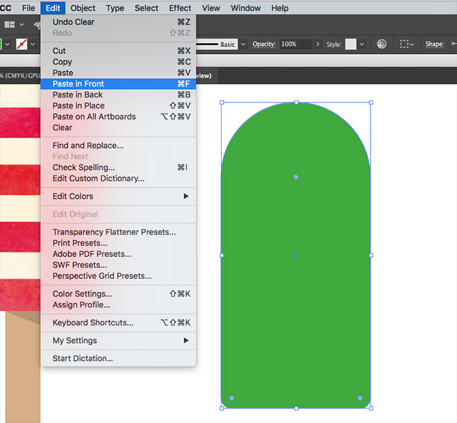 How To Create a Vector Popsicle in Adobe Illustrator