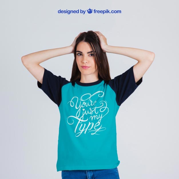 45 T Shirt Mockup Templates You Can Download For Free